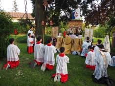 Corpus Domini 2016, la processione