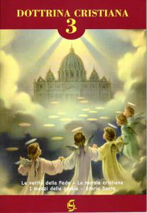 Copertina di Dottrina Cristiana 3