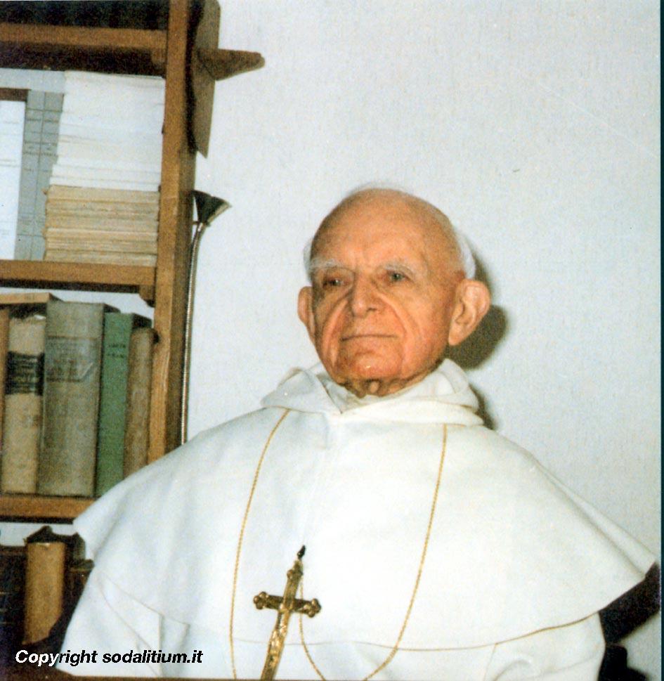 Padre Guérard des Laurieres